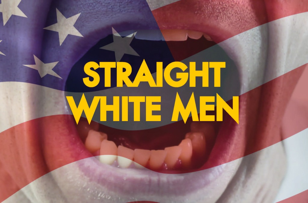 STRAIGHT WHITE MEN image