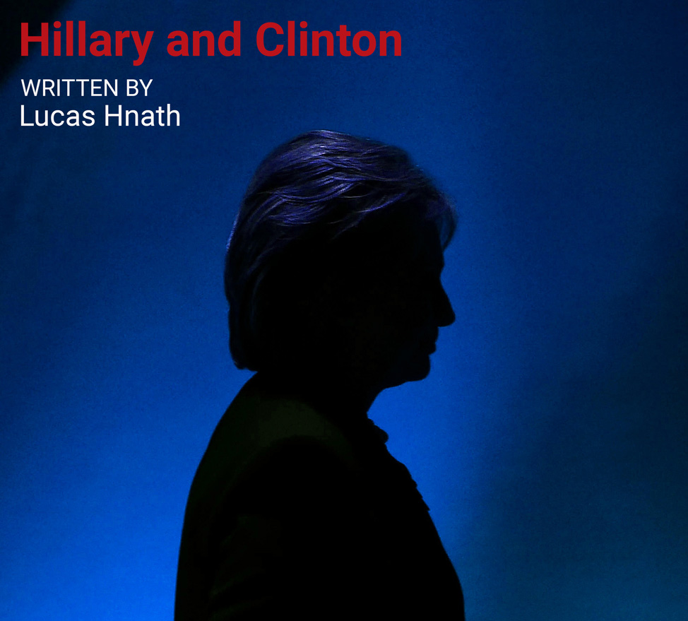 HILLARY AND CLINTON by Lucas Hnath