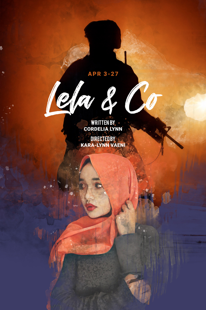 Lela & Co by Cordelia Lynn, directed by Kara-Lynn Vaeni