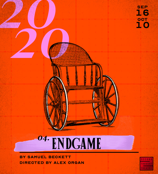 04. Endgame by Samuel Beckett directed by STT Artistic Director Alex Organ
